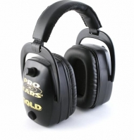 Наушники активные PRO EARS Pro Mag Gold GS-DPM Green